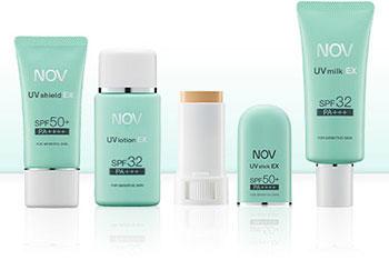 NOV UV EXシリーズ